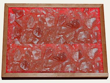 Соляная стена 400х300х25